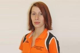 Melanie - Physiotherapeutin im Team der Praxis Ligthart in Zetel Landkreis Friesland