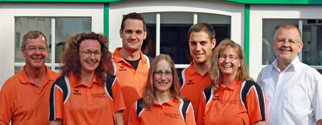 Das Team der Praxis Ligthart in Zetel im Landkreis Friesland